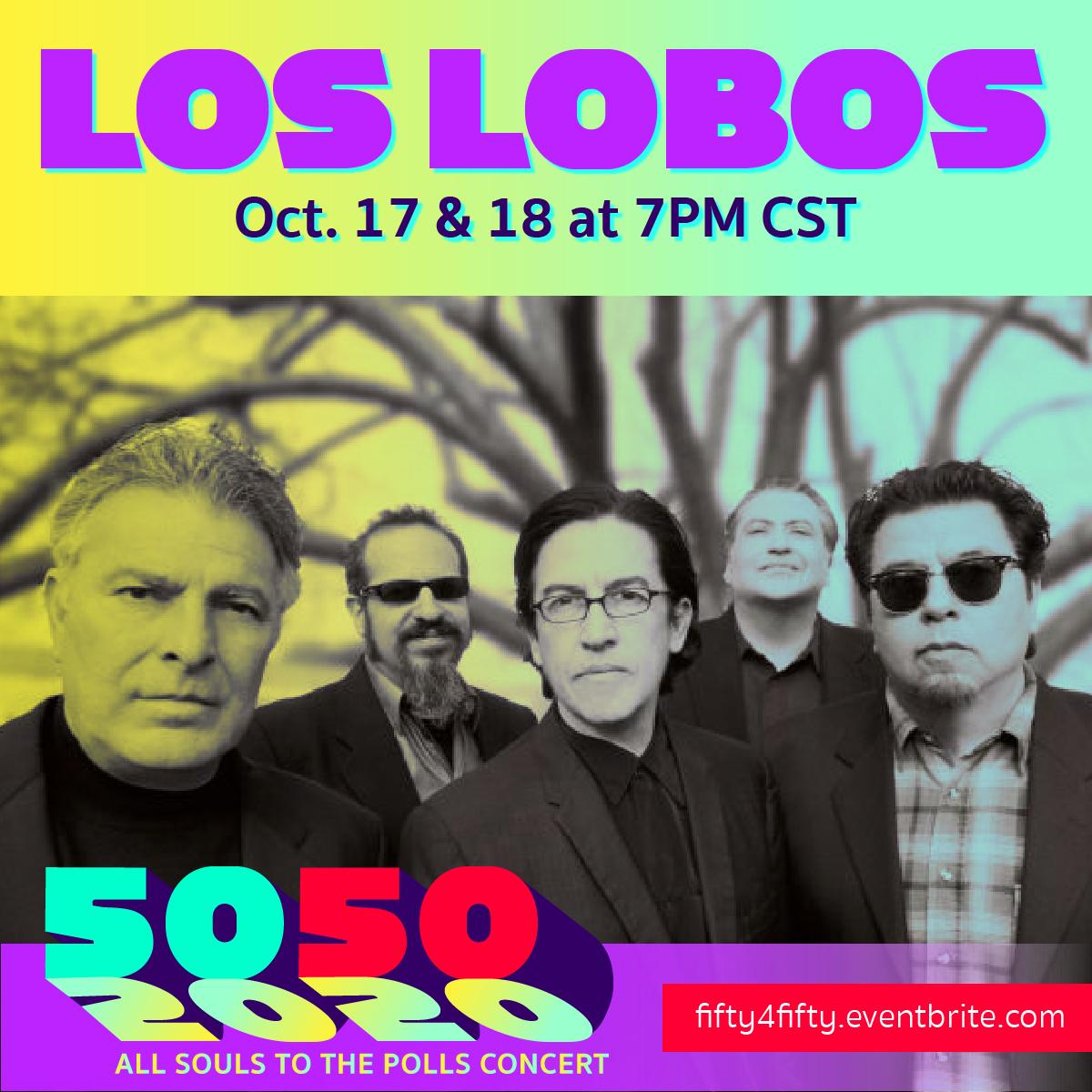 5050 Concert social media tile